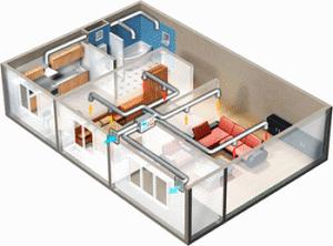 Вентиляція в квартирі