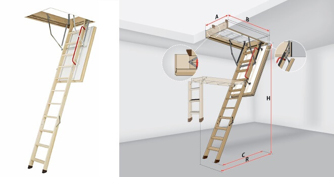 Складні сходи